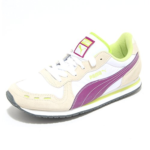 Sneakers Shoes Puma Racer Donna Scarpe Bianco Cabana Women 1147m pwOdYxp