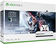 Xbox One S 1TB Console - Star Wars Jedi: Fallen Order™ Bundle