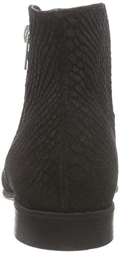 black Damen Zipper Schwarz Pieces Psutara Boots 6wBFCX