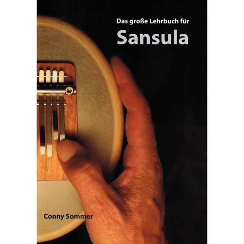Hokema Kalimbas Conny Sommer - Das Große Lehrbuch für Sansula