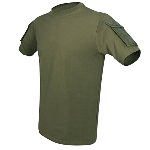 Viper Tactical T-Shirt Special Ops Combat Shirt Green Od (T-shirt Heavyweight Pocket)