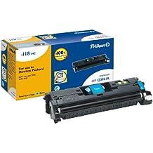 Pelikan 626943 - Toner HP Color LaserJet 2550 - Q3961A  - 122A - CYAN