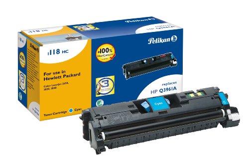 Preisvergleich Produktbild Pelikan 1118 HC Toner-Modul ersetzt HP Q3961A, 4000 Seiten, cyan