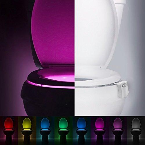 ALED LIGHT® Lampada Notturne Igienici Bagno LED