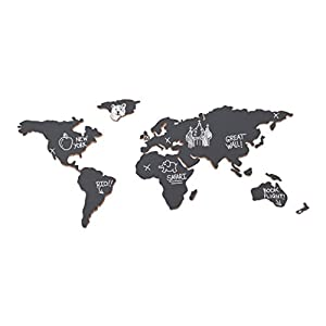 Luckies 5060146592147 – Mapa pizarra