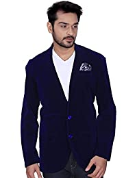 6de6c00a Amazon.in: Blues - Suits & Blazers / Men: Clothing & Accessories