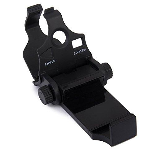 Preisvergleich Produktbild jiaqinsheng Smart Handy Halter Halterung Halter Clip für PS3Controller (schwarz)
