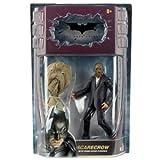 DC - Batman - The Dark Knight - Movie Action Figur - SCARECROW - mit Crime Scene Evidence - OVP