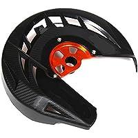Alftek Funda protectora para disco de freno delantero de motocicleta KTM SX SXF XC XCF EXC EXCF 125-530