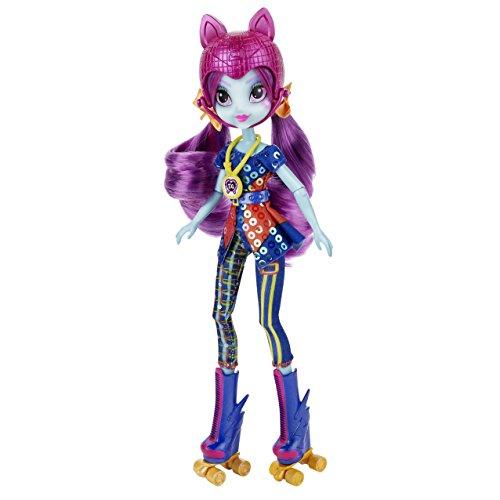 My Little Pony Equestrian Mädchen Sunny Flare Sportlicher Style Roller Skater Puppe (Schuhe Skater-girl)