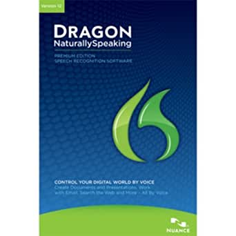 Dragon NaturallySpeaking 12 Premium [Download]