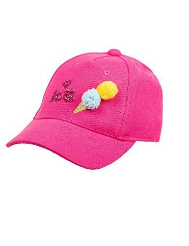 maximo Mädchen Basecap Ice Kappe, per Pack Rosa (Sun pink 25), 53/55 (Herstellergröße: 53/55)