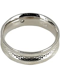 Band Rings for Men Sterling Silver Jewelry Indian Traditional Design