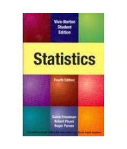 Statistics por David Freedman