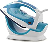 Camry CR 5026 Dry & Steam Iron Ceramic Soleplate 2200 W Blue, White Iron – Irons (Dry & Steam Iron, Ceramic Soleplate, Blue, White)