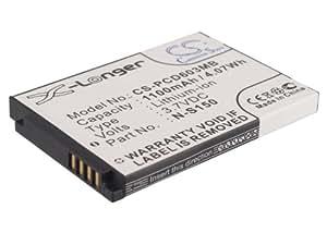 CS-PCD603MB Batteria 1100mAh compatibile con [PHILIPS] SCD-603/00, SCD-603H, SCD603 sostituisce 996510061843, N-S150, SN-S150