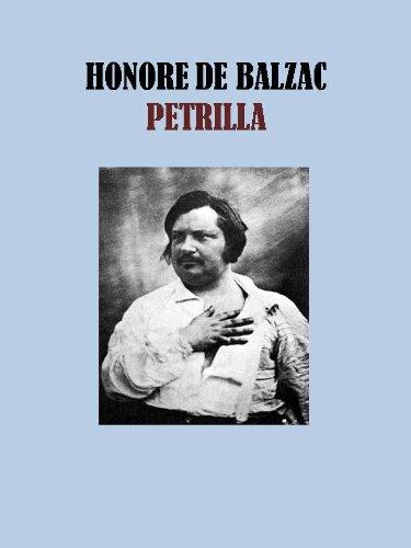 PETRILLA - HONORE DE BALZAC por HONORE DE BALZAC
