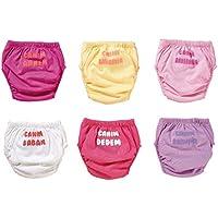 origin-AL Home & Style Braguitas de Entrenamiento - para bebé niña
