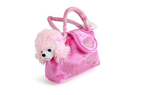 small foot 4143 Pudel in der Tasche