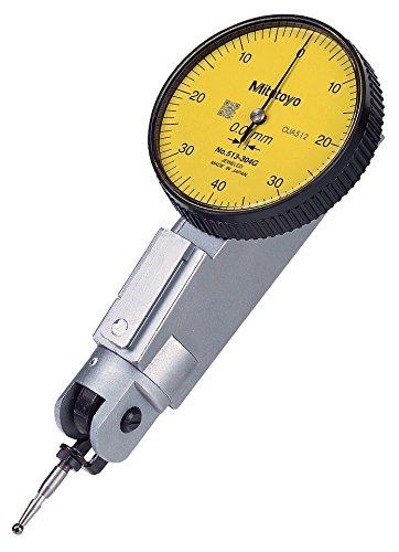 Mitutoyo 513-304GT Universal-Hebelblinker Komplettset, 0,8 mm Reichweite - Mitutoyo Dial Test Indicator