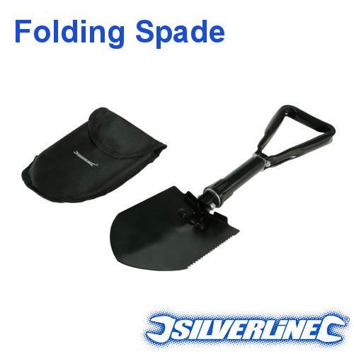 Preisvergleich Produktbild NEW Klappspaten / Spaten / SCOOP MIT TASCHE - IDEAL für SNOW CAMPING CAR GARTEN