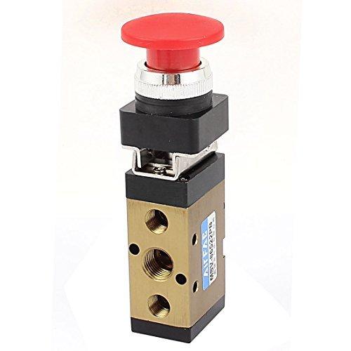 Red Taster (DealMux Red Taster 2 Position 5-Wege-Pneumatik-mechanisches Ventil)