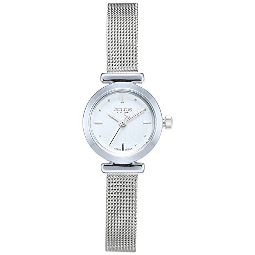 Stainless Steel Simple Mini Women's Watch Japan
