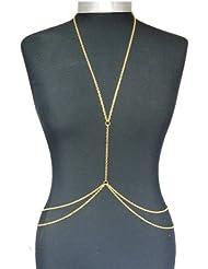 Nueva Collar Colgante Cintura Bikini Sexy Joyería Popular con Estilo Elegante
