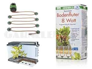 Dennerle - Cable Chauffant Pour Sols D'aquarium - 8 Watts