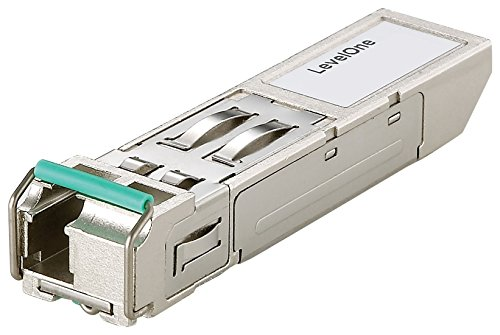 Level One 155M Single-Mode BIDI SFP Transceiver (20 km, TX/RX mit 1550/1310 nm) - 155 Single