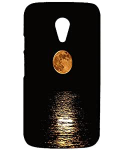 Webplaza Motorola Moto G2 Back Cover Designer Hard Case Printed Cover