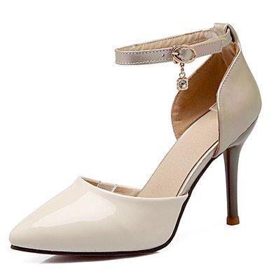 Zormey Frauen Schuhe Aus Lackleder/Stiletto Heel/D'Orsay & Amp Zweiteilige/Schuhe Heels Party & Amp Abend-/Kleid Blau US8 / EU39 / UK6 / CN39