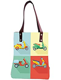 Tote Bag | Tote Bags For Girls | Canvas Tote Bag | Hand Bag | Stylish Tote Bag | Shopping Bag | Digital And Screen... - B07GPP8FLM
