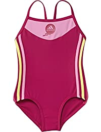 adidas Mädchen Badeanzug AW 3SA INF 1PC Größe 86