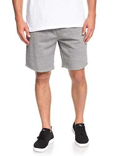 QUIKSILVER Everyday Pants, Hombre, Light Grey Heather, M