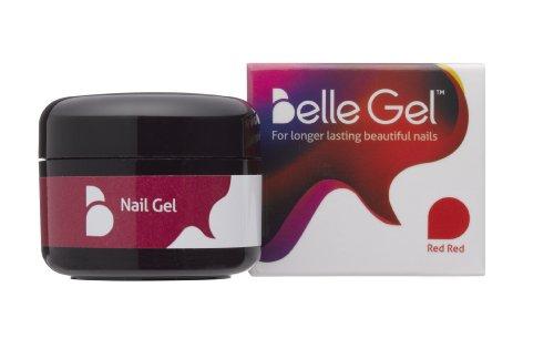 Belle Gel Red Red Gel 10 g