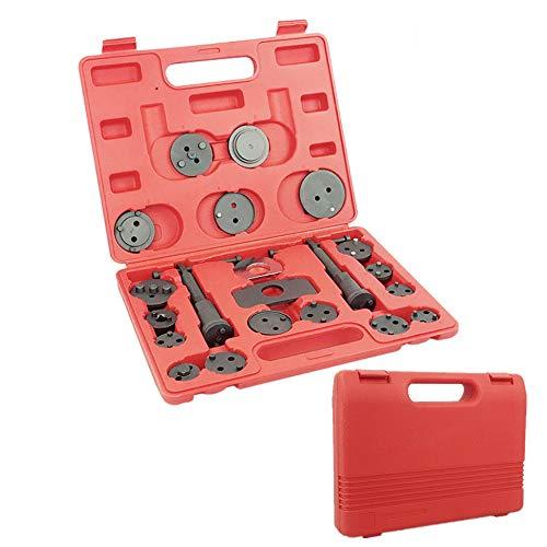 Preisvergleich Produktbild HENGMEI 22 TLG. Bremskolbenrücksteller Set Bremssattel Kolbenrücksteller Bremskolben Werkzeug Bremsen Satz