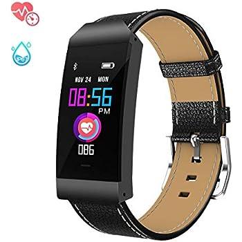 GOKOO Reloj Inteligente Mujer Pulseras de Actividad Reloj de Fitness Smartwatch Deporte Fitness Tracker Impermeable IP67