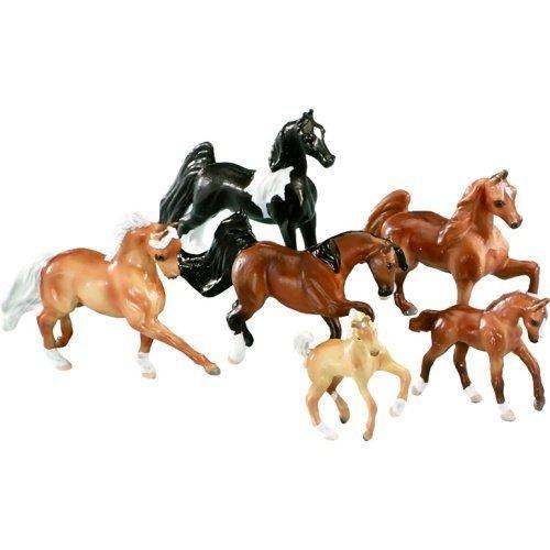 breyer-720211-pony-gals-6-lassen-pferde
