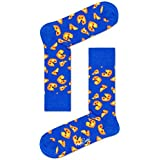 Happy Socks Pizza Sock, Calcetines para Mujer