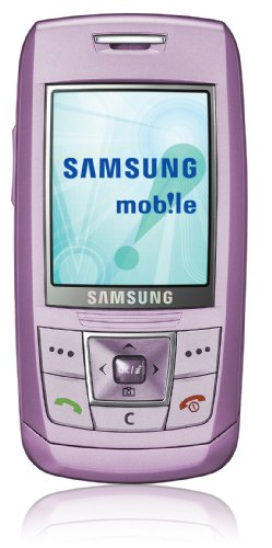 Samsung SGH-E250i lilac-violet Handy