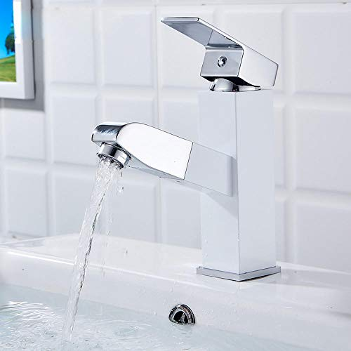 Joint Komfort Und Gesundheit (Obanban Badezimmerlicht Kupfer 80050 Waschtischarmatur Waschtischmischer Kaltes Und Heißes)