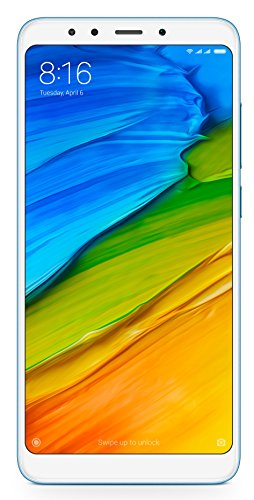 Xiaomi Redmi 5 (Blue, 16GB)