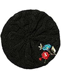 Desigual Black Hat Hut Caribou