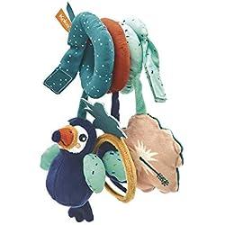 Kaloo Jungle - Spirale d'Activités Alban Le Toucan Multicolore