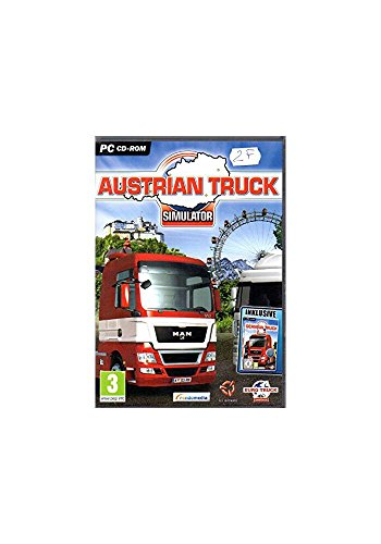 Austrian Truck Simulator PC inkl. German Truck Simulator PC