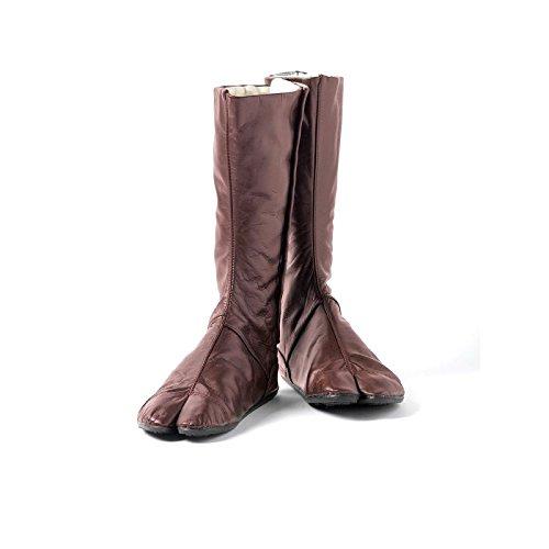 ikitabi-bottes-tabi-tum-marron-unisexe-taille-46