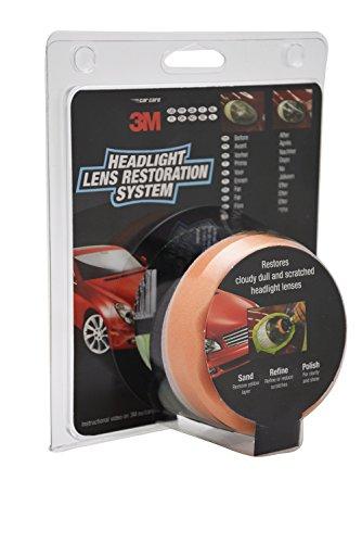Le kit de rénovation d'optiques 3M pour des phares qui luisent - 41mt Adx26L - Le kit de rénovation d'optiques 3M pour des phares qui luisent