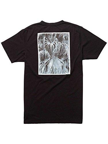 Herren T-Shirt Billabong Sable Noir T-Shirt Black