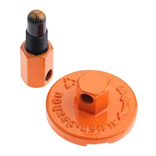 Entfernung Werkzeug Kupplung Expander Einfach Kettensägen-Gerätehilfe für Kettensäge Kupplung (Werkzeug Kettensäge Kupplung)